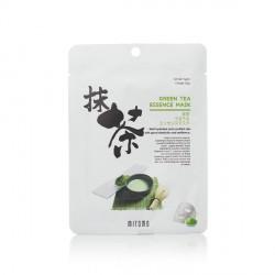 mitomo benelux  Uruuru sheet mask Grean Tee essence  skincare