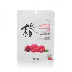 mitomo benelux  Uruuru sheet mask Camellia essence  skincare