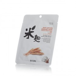 mitomo benelux  Uruuru sheet mask Rice Leaven essence  skincare